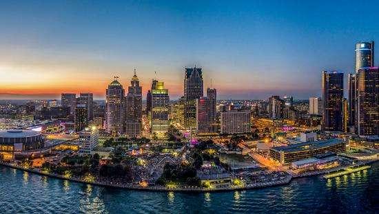 Popular downtown Detroit hotels deals